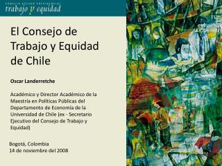 El Consejo de Trabajo y Equidad de Chile