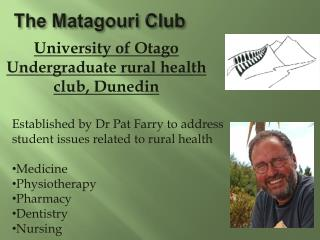 The Matagouri Club