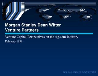 Morgan Stanley Dean Witter Venture Partners