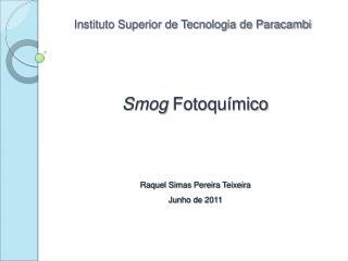 Instituto Superior de Tecnologia de Paracambi