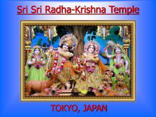 Sri Sri Radha-Krishna Temple