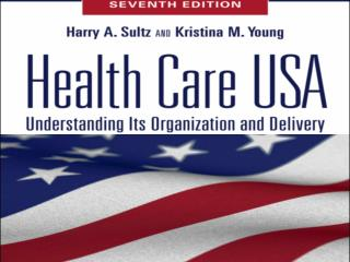 Chapter 1-Health Care USA