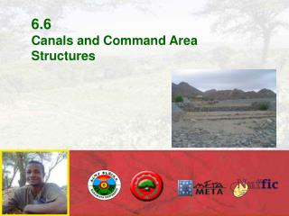 6.6 Canals and Command Area Structures