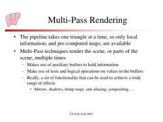Multi-Pass Rendering