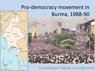 Pro-democracy movement in Burma, 1988-90