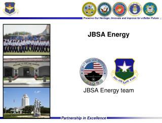 JBSA Energy