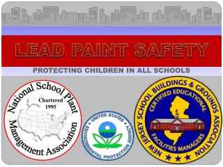 LEAD PAINT SAFETY