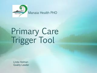 Primary Care Trigger Tool