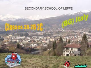Classes 2A 2B 2C