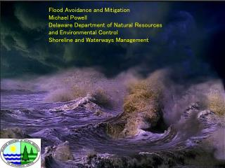 Flood Avoidance and Mitigation Michael Powell Delaware Department of Natural Resources and Environmental Control Shoreli