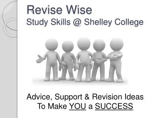 Revise Wise Study Skills  Shelley College