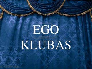 EGO KLUBAS