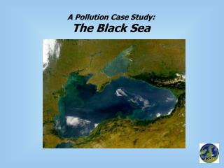 A Pollution Case Study: The Black Sea