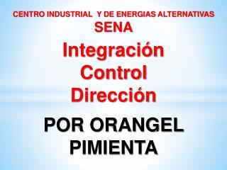 Integraci n Control Direcci n