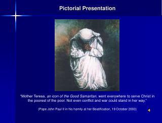 Pictorial Presentation