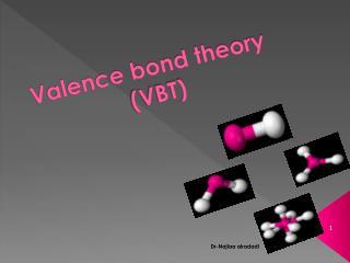 Valence bond theory VBT