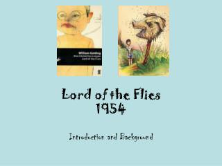 Lord of the Flies 1954