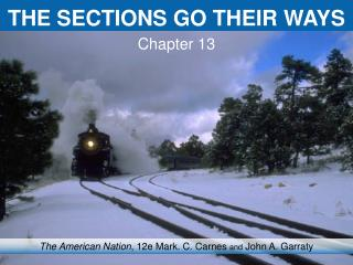 THE SECTIONS GO THEIR WAYS