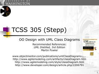 TCSS 305 Stepp