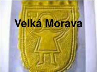 Velk  Morava