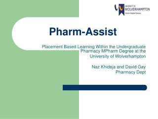 Pharm-Assist
