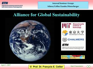 Alliance for Global Sustainability