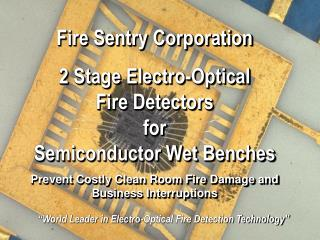 Fires Cause Major Losses to Semiconductor Fabs
