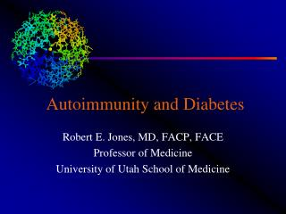 Autoimmunity and Diabetes