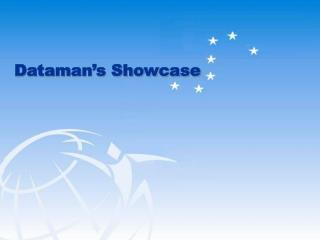 Dataman s Showcase