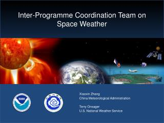 Inter-Programme Coordination Team on Space Weather