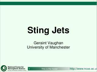 Sting Jets