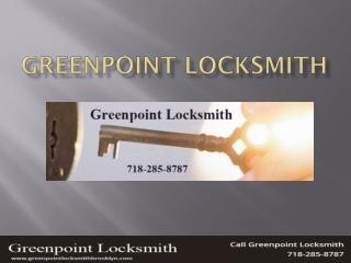 greenpoint locksmith