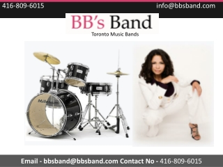 Toronto Music Bands, corporate events Bands Toronto,Jazz Ban