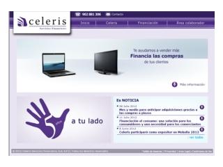 Celeris servicios financieros