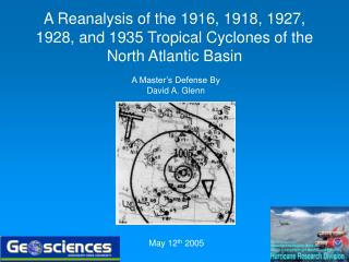 A Reanalysis of the 1916, 1918, 1927, 1928, and 1935 Tropical Cyclones of the North Atlantic Basin