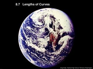 8.7   Lengths of Curves