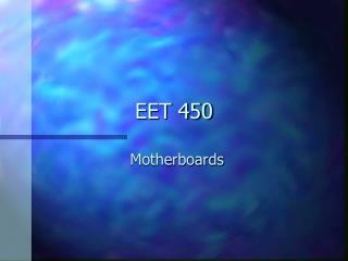 EET 450