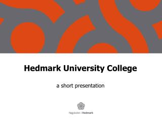Hedmark University College