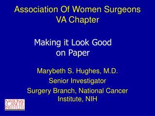 Association Of Women Surgeons