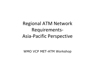 Global Perspectives I   Asia Pacific