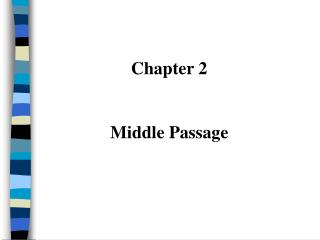 Chapter 2  Middle Passage