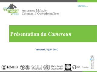 Pr sentation du Cameroun