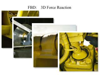 FBD:    3D Force Reaction