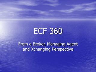 ECF 360