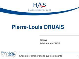 Pierre-Louis DRUAIS