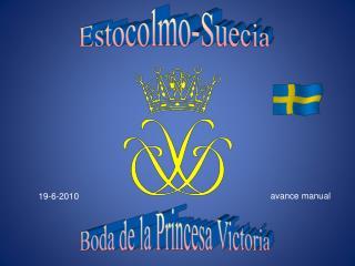Boda de la Princesa Victoria