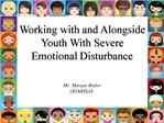 Working with and Alongside Youth With Severe Emotional Disturbance