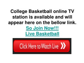 CBS TV Butler vs Connecticut Live Basketball National Champi