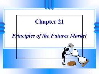 Chapter 21  Principles of the Futures Market