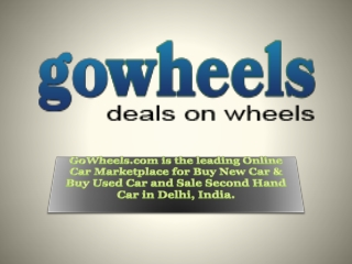 Buy New Car Sale Purchase Used Car in Delhi